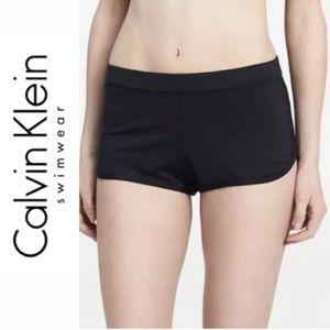 Calvin Klein Women's Pocketed Swim Board Short